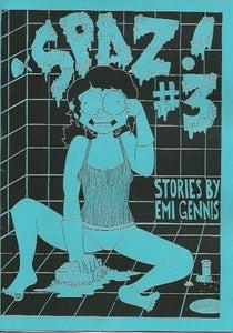 Image of SPAZ! #3