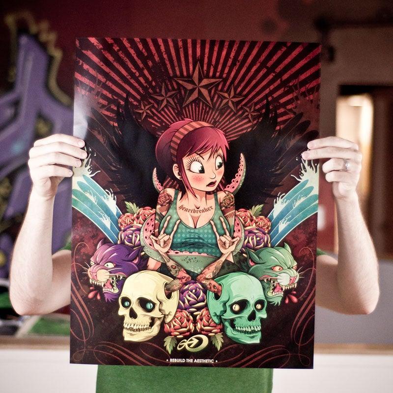 Image of Heartbreaker Poster