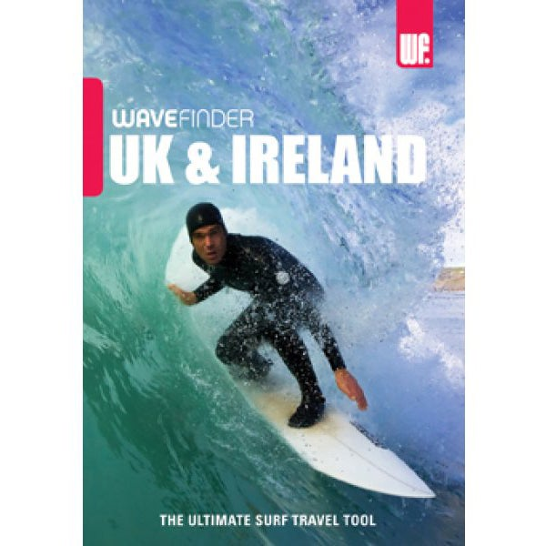 Image of Wave Finder - Guide de voyage - UK et Irelande