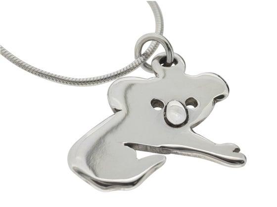 Image of Aussie Koala 925 Pendant Necklace