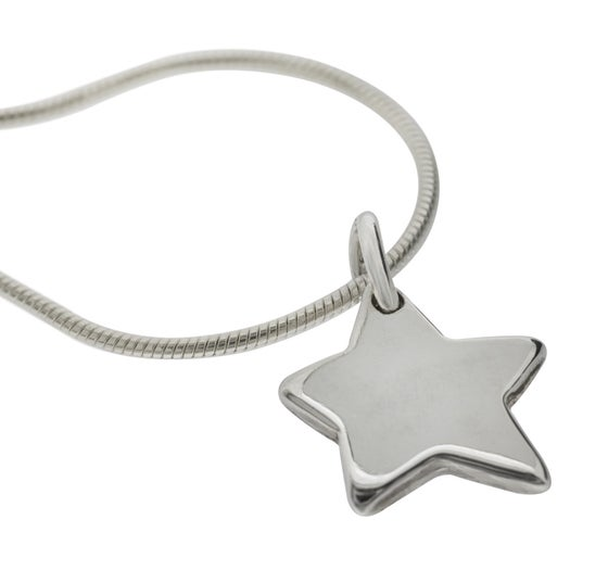 """Image of """"Little Silver Star"""" Necklace"""