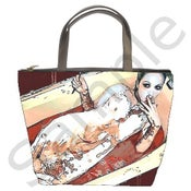 Image of Bucket Bag (Two Sides)