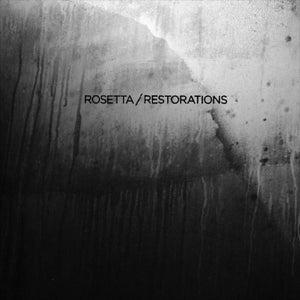 """Image of Rosetta/Restorations """"Split"""" LP"""