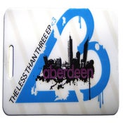 "Image of New Album ""The Less Than Three EP <3"" on Download Card!"