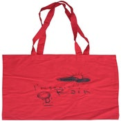 "Image of BAG ""Red sun"""