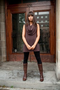 Image of Chelsey - Sleeveless Tunic