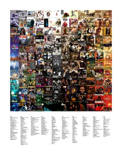 Image of 90s Rap Poster