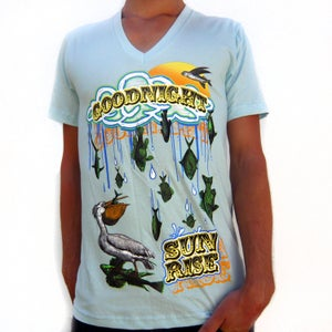 Image of Fish Flood V-Neck