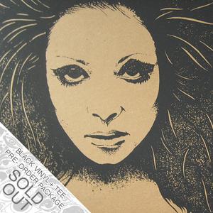 "Image of S.Maharba - ""S/T"" BLACK Vinyl LP + T-shirt *PRE-ORDER PACKAGE*"