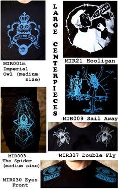 Image of MIR00 The Custom Russian Criminal Tattoo Shirt/Hoodie/Dress
