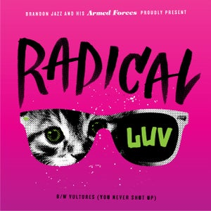 """Image of T-Shirt/Radical Luv 7"""" Combo Pack"""