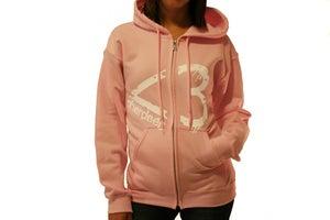 Image of Unisex Hooded Zip Sweaters