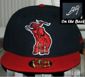 Image of the original elePHANT FITTED cap [New Era - Fitted]