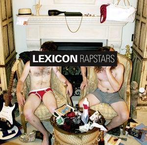 "Image of LEXICON ""RAPSTARS"" CD"
