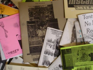 Image of free dada tract book