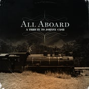 Image of  ALR:008 All Aboard: A Tribute To Johnny Cash CD