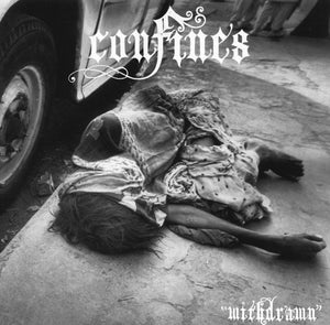 """Image of Confines - """"Withdrawn"""" EP"""
