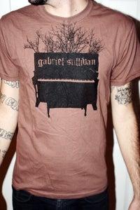 Image of Brown Piano Shirt