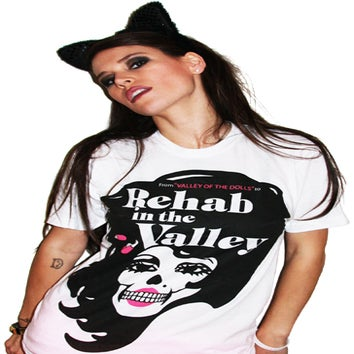 Image of Rehab In The Valley (White)