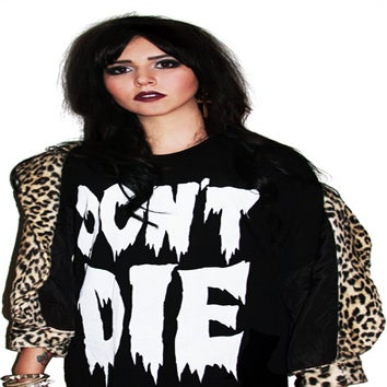 Image of Don't Die (Black)
