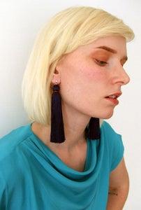 Image of Classic Tassel Earring