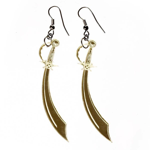 Image of Cutlass Earrings