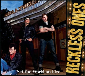 Image of Set the World on Fire CD Album