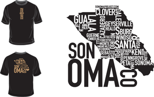 Image of Sonoma Project – Black T