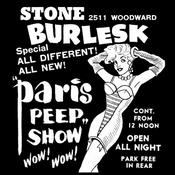 Image of Paris Peep Show [Poster]