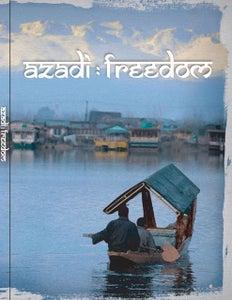 "Image of ""AZADI: Freedom"" DVD by b4apres Media"