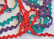 Image of Crochet Ric-Rac.