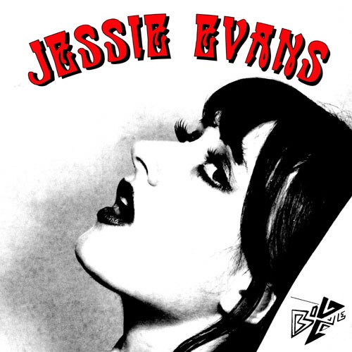 """Image of BIGLOVE005 JESSIE EVANS """"IS IT FIRE?"""" 7"""""""