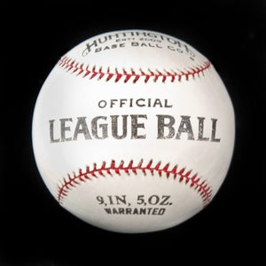 Image of League Ball 1900's