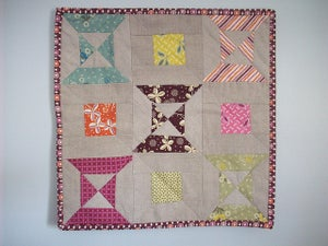 Image of Doll Quilt/Wall Hanging