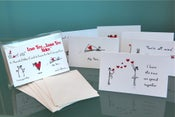 Image of Love 'Em... Leave 'Em Notes Assorted Mini Pack
