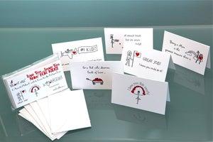 Image of Love 'Em... Leave 'Em Notes for Kids Assorted Mini Pack