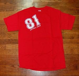 Image of 81 SHOULDER (RED)