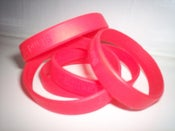 "Image of Stand Strong Bracelet - embossed with ""Stand Strong"" Eph. 6:10"