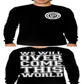 Image of We Will Overcome Long Sleeve