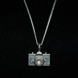 Image of Careilla Photo necklace