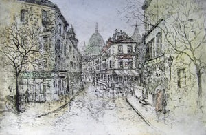 Image of Montmartre, Paris