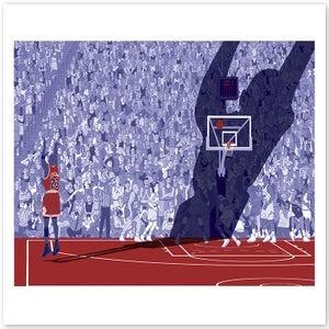 Image of Jordan Print