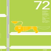 Image of 72: Otl Aicher (green)