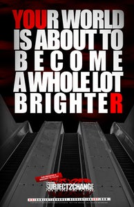 "Image of ""A WHOLE LOT BRIGHTER"" POSTER"