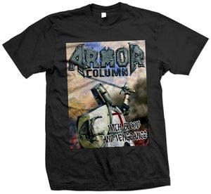 """Image of """"With Blood And Vengeance"""" t-shirt"""