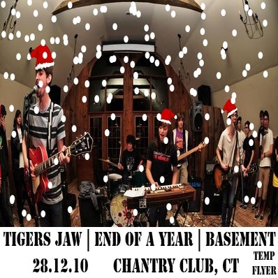 Tigers Jaw, End Of A Year, Basement /w