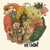 Image of Vietwow!: 'If You Ever Leave Me / Hole In The Head' Single