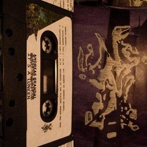Image of C60 Tape Split - IT'S A LUNKEN / Andreas Brandal