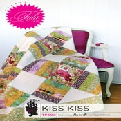 Image of Kiss Kiss - PDF Pattern