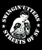 Image of Swingin Utters - Streets of SF t shirt